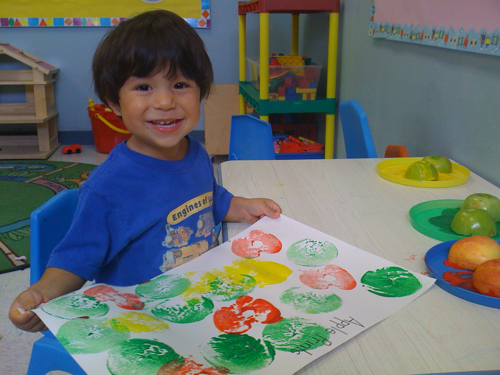 2 3 year old class early childhood learning center for Fine motor skills activities for 2 3 year olds