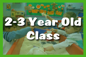 2-3 year old class