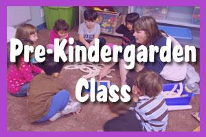 pre-kindergarden class