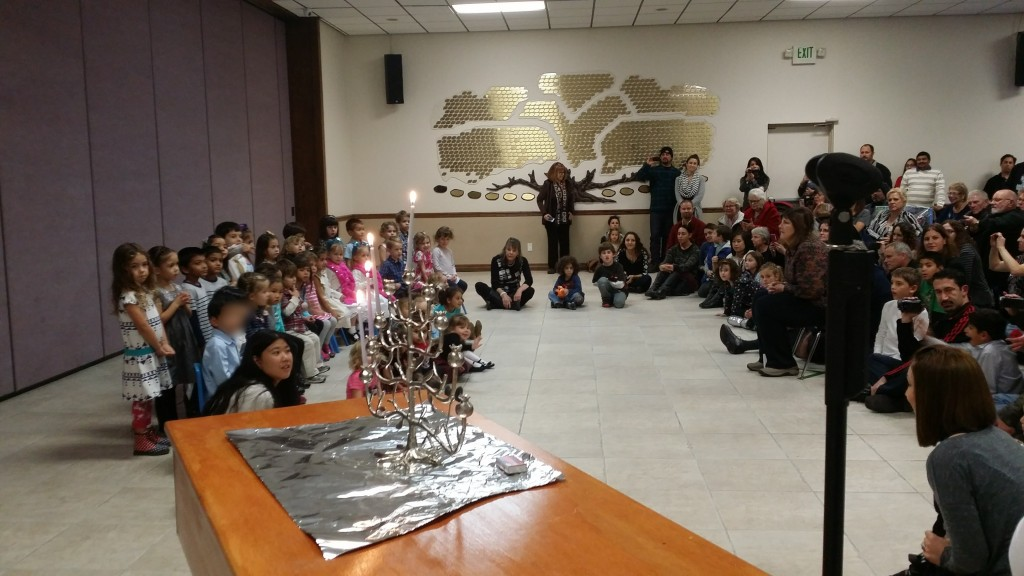 Our family Hanukkah night was a wonderful and memorable event!