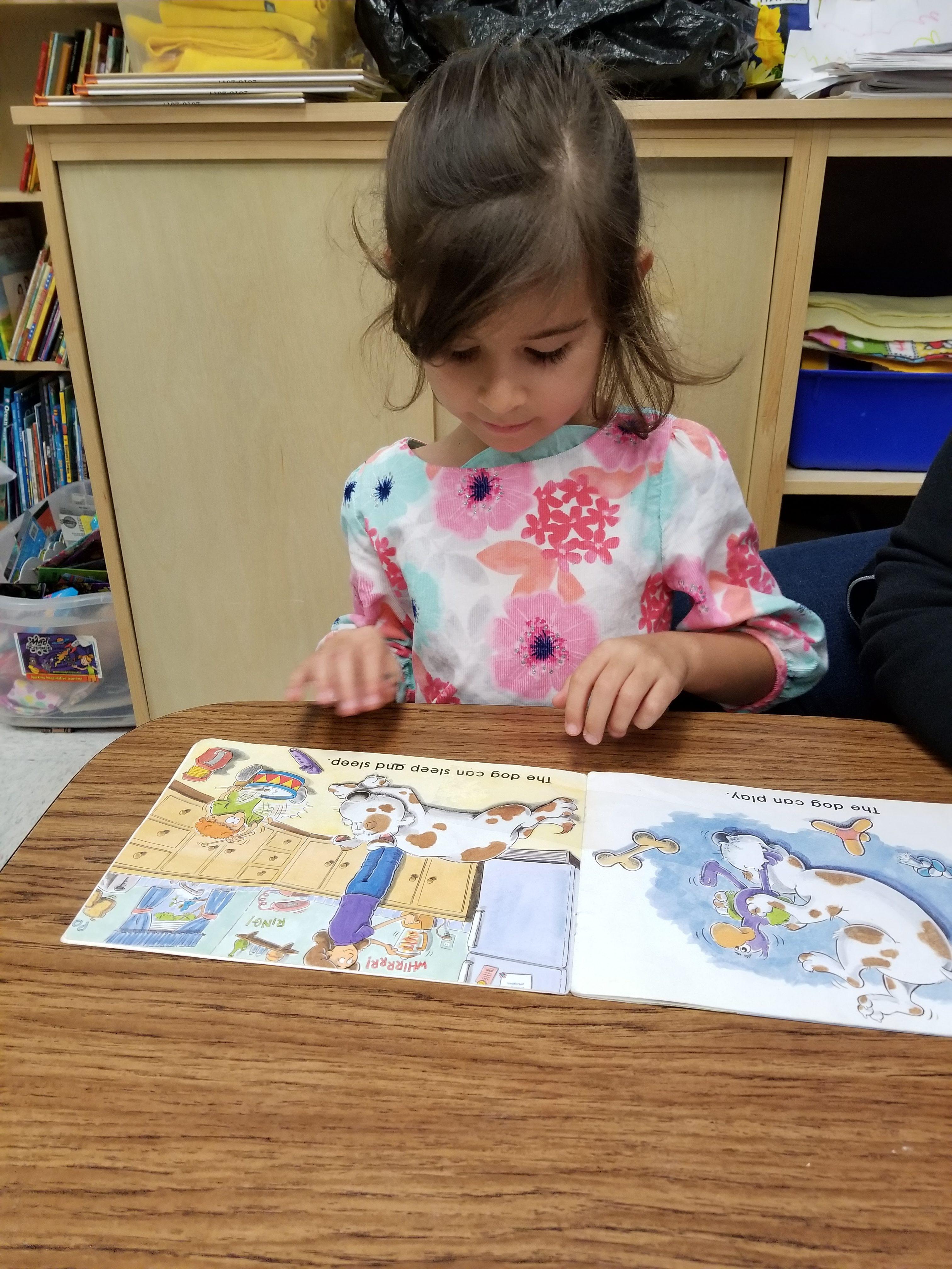 Kindergarten Class: Temple Beth David Preschool